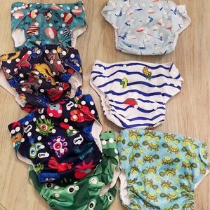 Other - Lot of 7 cloth diaper pockets